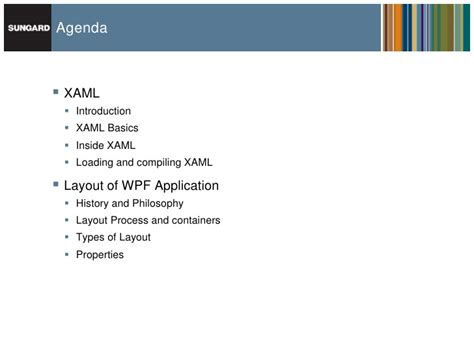 Xaml Layout Basics | wpf xaml and layout basics