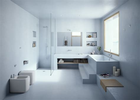 bagni moderni senza piastrelle rinnova il bagno senza sostituire le piastrelle idee