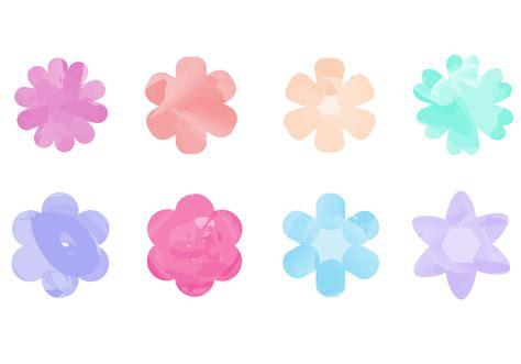 free vector watercolor flowers free watercolor flowers vector download free vector art