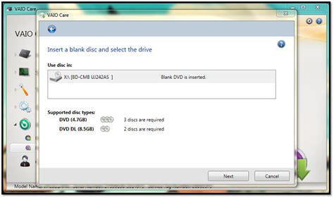 membuat dvd recovery windows 8 4 12 1 5 membuat dvd recovery sony vaio vpcsc1afm