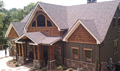 mountain home exteriors asheville mountain home house plan traditional