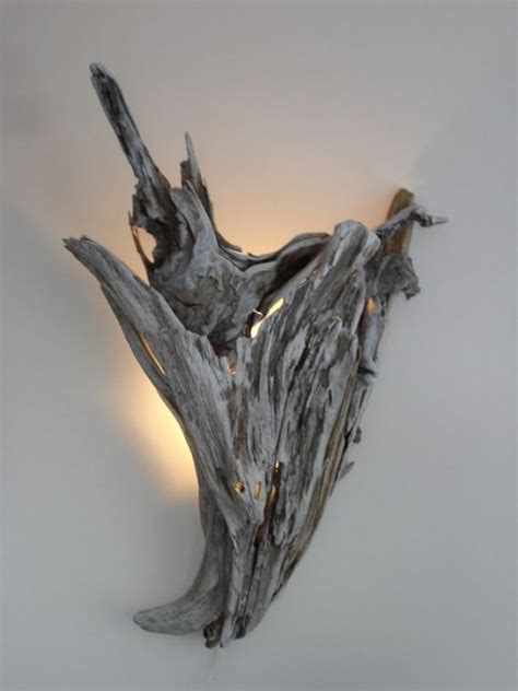 Driftwood Wall Sconce Wall Sconce Lighting Sconce Lighting And Wall Sconces On Pinterest
