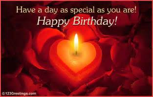 a special birthday wish free specials ecards greeting cards 123 greetings
