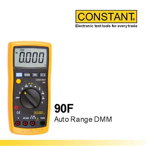 Multimeter Digital Constant digital multimeter sanwa multimeter