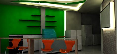 design studio minimalis konsep minimalis pada cafe kecil koloniars design studio