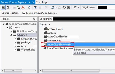layout cshtml continuous delivery with visual studio team services in