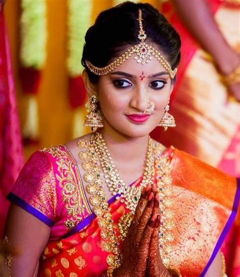 Bridal sarees, Brides and Saree on Pinterest