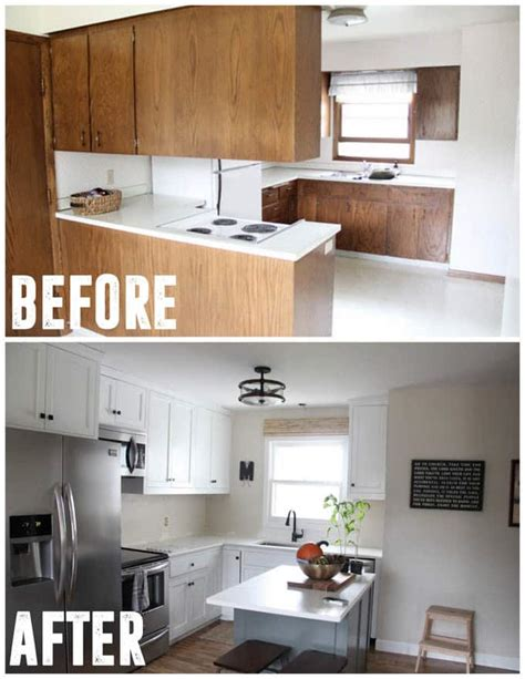 70s house remodel before and after how to flip a house quickly bright green door