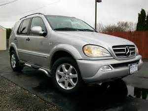 2000 Mercedes Ml 430 2000 Mercedes Ml430 From Mini Me Motors In Mount