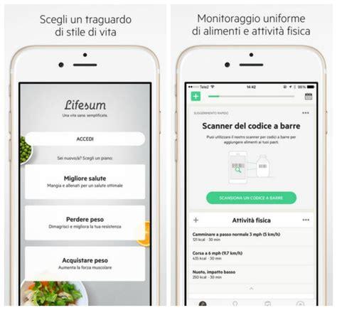 app calorie alimenti le 3 migliori app gratuite per la dieta