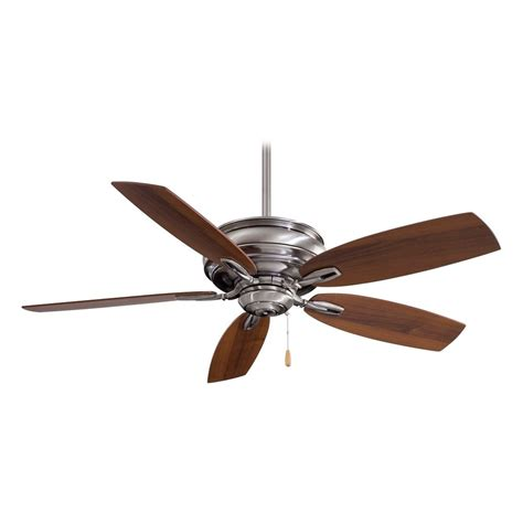 Ceiling Fan Without Light In Pewter Finish F614 Pw Ceiling Fan Without Lights