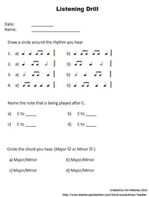 printable music lesson plans world music music history worksheets for high school lesson