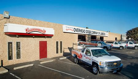 Overhead Door Lubbock Tx Overhead Door Company Of Lubbock Garage Door Repair Installation And Service In Lubbock