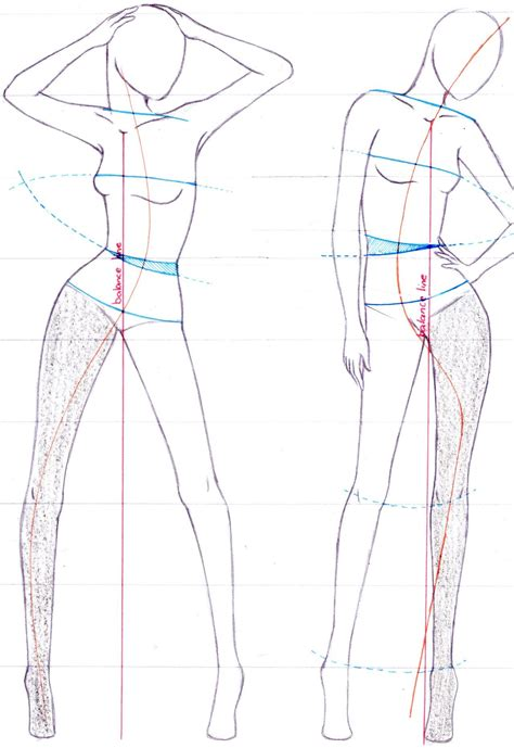 fashion design how to draw figure in motion world of fashion