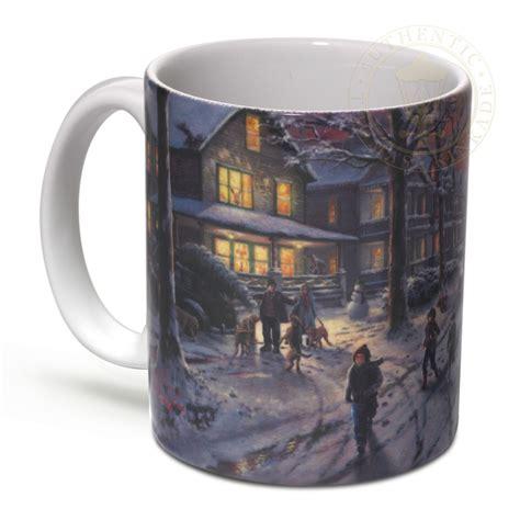 Ceramic Mug Cup Story story a ceramic mug the kinkade company