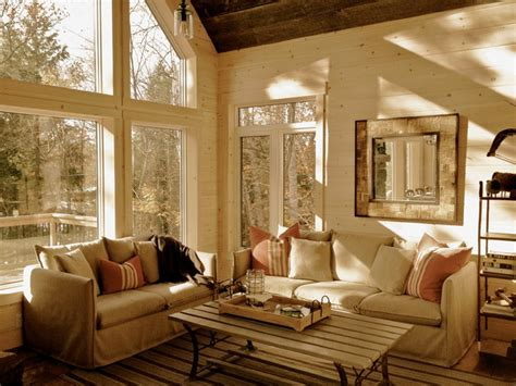 cozy home interiors cozy rustic family cottage cabin rustic family room