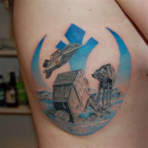 tattoo on back empire 55 best star wars tattoos period the end tattooblend