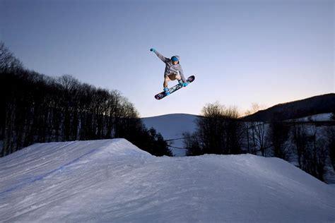Cataloochee Ski Area Cabins by Travel Trailer News Destination Shirt Company