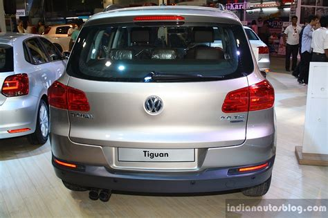 Vw Tiguan Showcased At The 2014 Nepal Auto Show