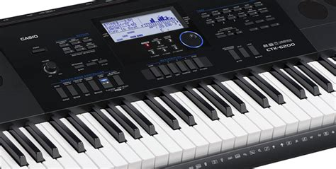 Keyboard Casio Ctk Series ctk 6200 ctk series casio gear