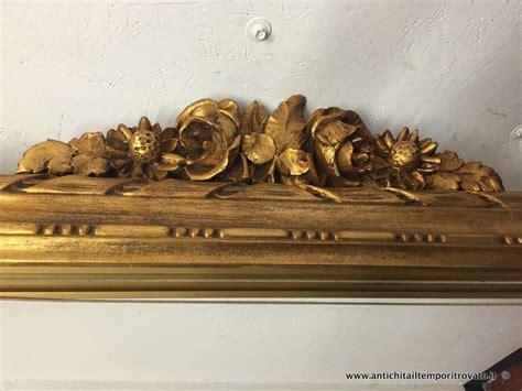 mantovane in legno antichit 224 il tempo ritrovato antiquariato e restauro