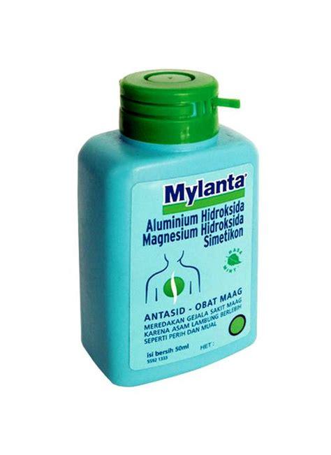 Obat Mylanta mylanta obat maag liquid mint btl 50ml klikindomaret