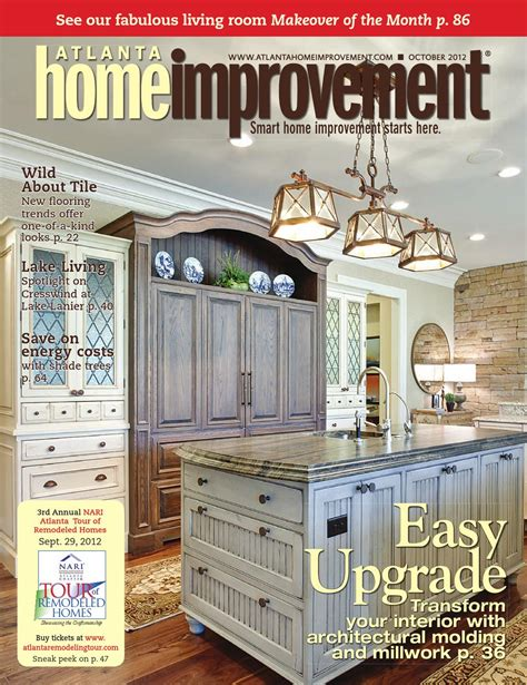 issuu atlanta home improvement 1012 by atlanta home