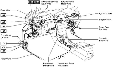 rav4 ac diagram wiring diagrams schematics