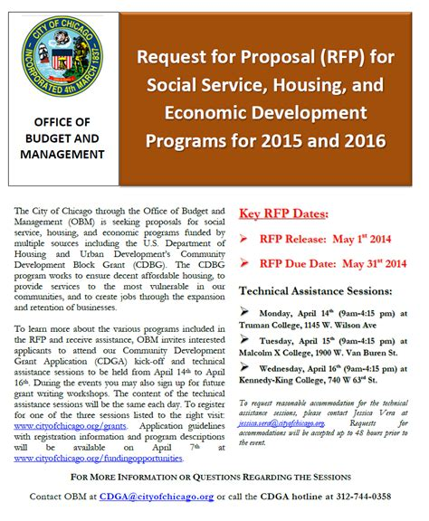 socialservice com housing request for proposal rfp for social service housing and economic development
