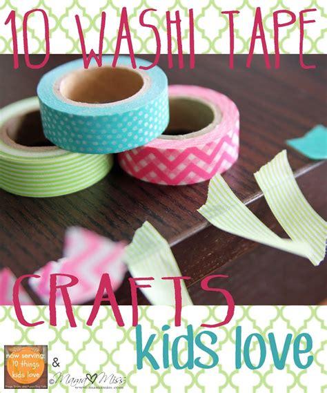 washi crafts for 10 washi crafts fspdt