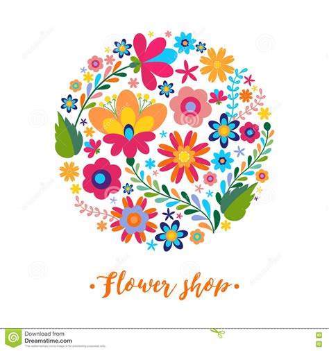 imagenes de flores mexicanas estado de flores en un motivo 233 tnico mexicano del
