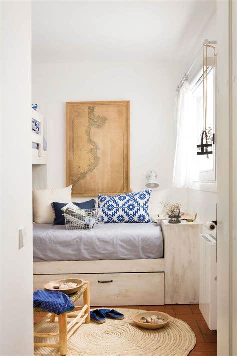 decorar habitacion cama nido decorar el cuarto de invitados
