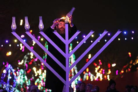 zoo lights columbus oh hanukkah at the columbus zoo news the columbus