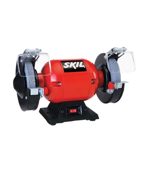 skil by bosch bench grinder 3000 6 quot wheel size buy