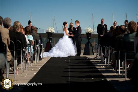 Wedding Ceremony Kingston Ontario by A Gorgeous Waterfront Wedding In