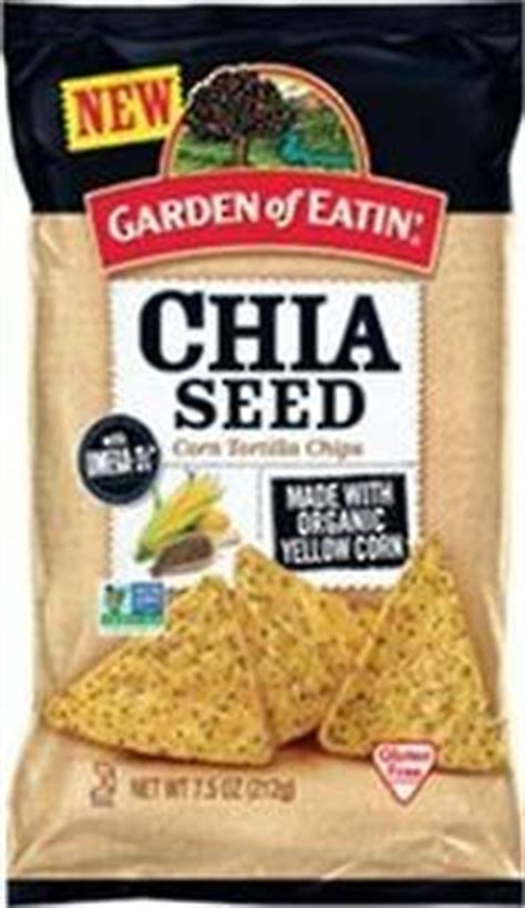 amazon com garden of eatin chia seed tortilla chips case