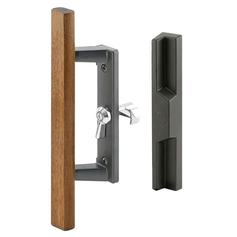 Sliding Patio Door Handles by Prime Line Surface Mounted Sliding Glass Door Handle With
