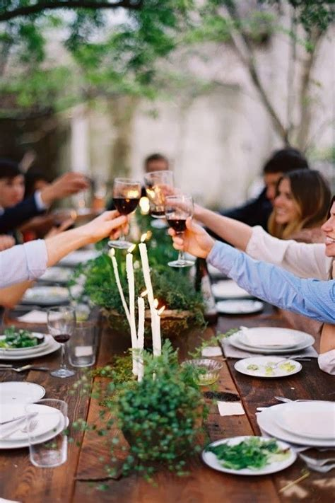 backyard cout party best 25 outdoor dinner parties ideas on pinterest
