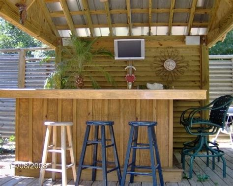 tiki bar ideas tiki bar