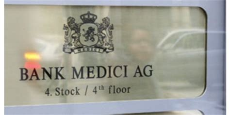 bank medici bank medici hat wieder vorstand