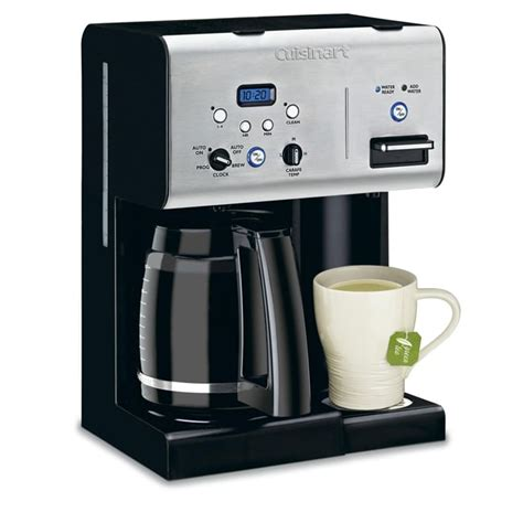 Cuisinart CHW 12 12 cup Programmable Coffeemaker with Hot Water System   12992552   Overstock