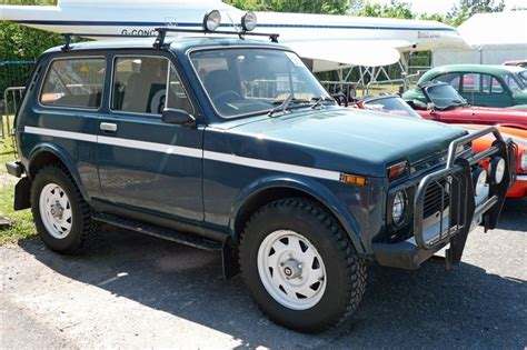 Lada Niva Cossack For Sale Lada Niva Classic Car Review Honest