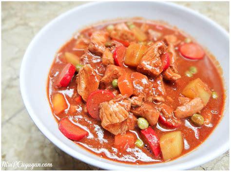 deliciously filling filipino rainy day recipes