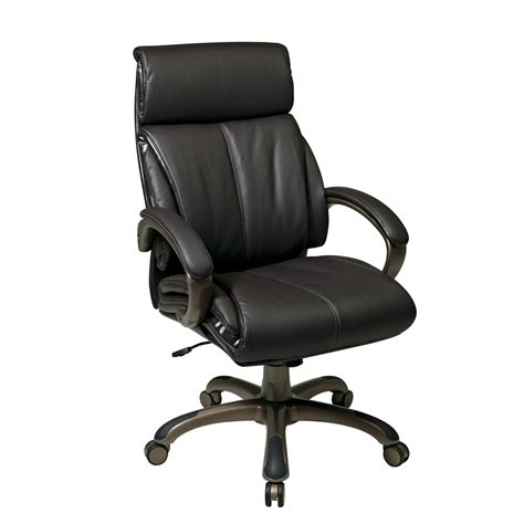 Bonded Leather Chair by Executive Bonded Leather Chair