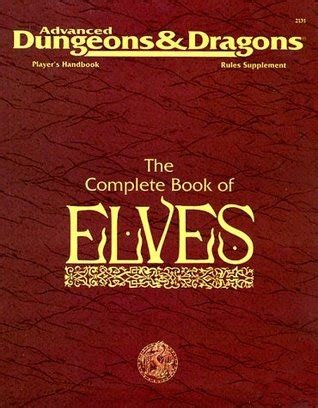 the complete novels of the complete book of elves by colin mccomb