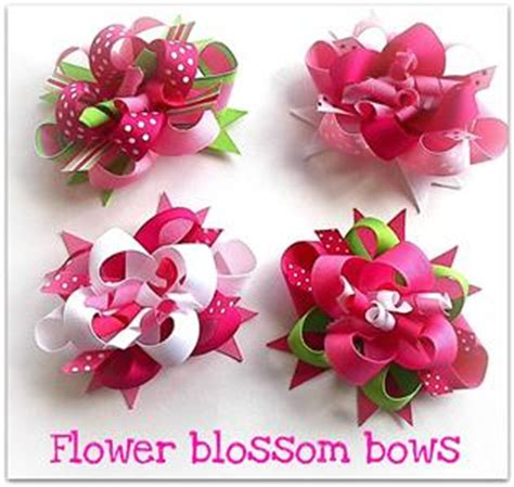 learn how to make bows free hair bow tutorial and video learn how to make ribbon hair bows bow making kit