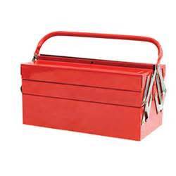 Tool Box Metal Cantilever Tool Box 49cm 19in 5 Tray