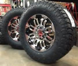 18 Inch Rims And Tires For Truck 18 034 Vision Black Wheels Rims 33 034 Toyo At2 Tires 5x5