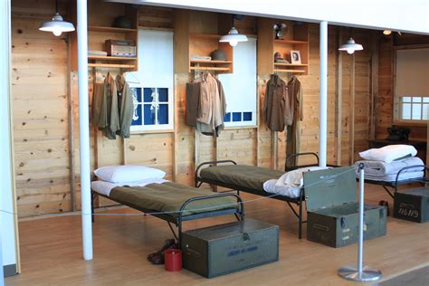ww2 bedroom army barracks google search archipelago pinterest