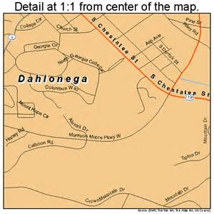 dahlonega map 1321240